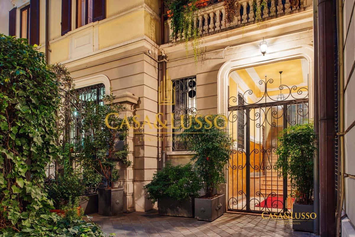 Affitto appartamenti milano appartamento di charme in for Appartamenti in affitto milano